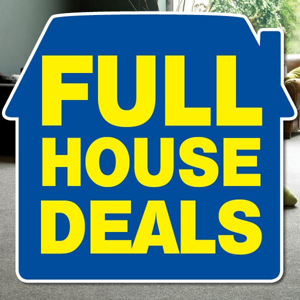 Karpet Mills Full House Deals