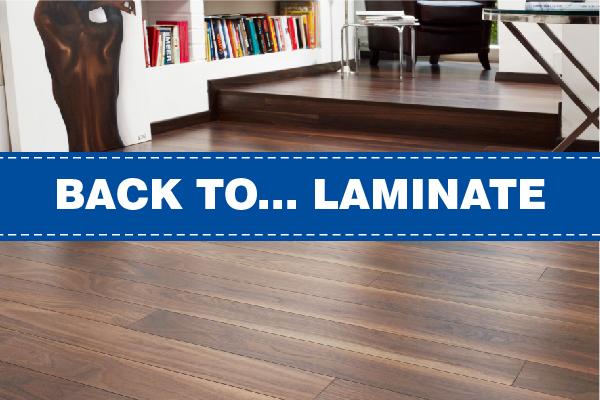 Back to laminate