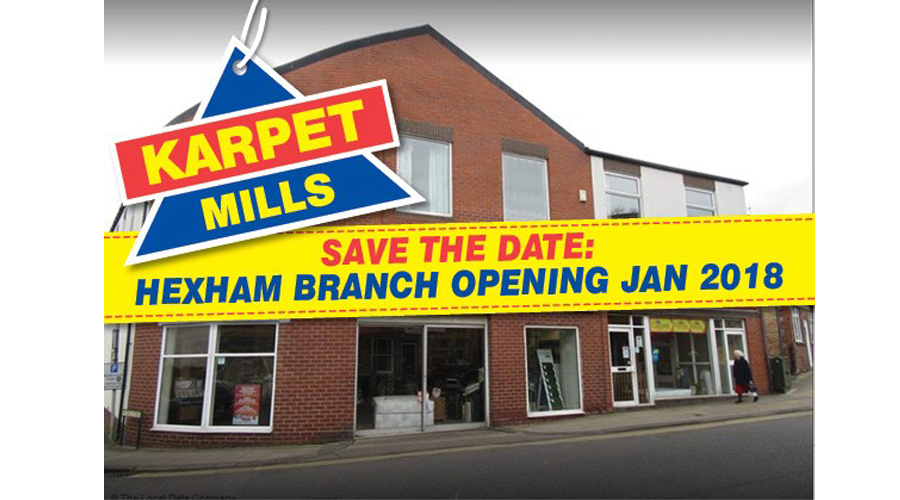 Guaranteed lowest carpet prices in Hexham