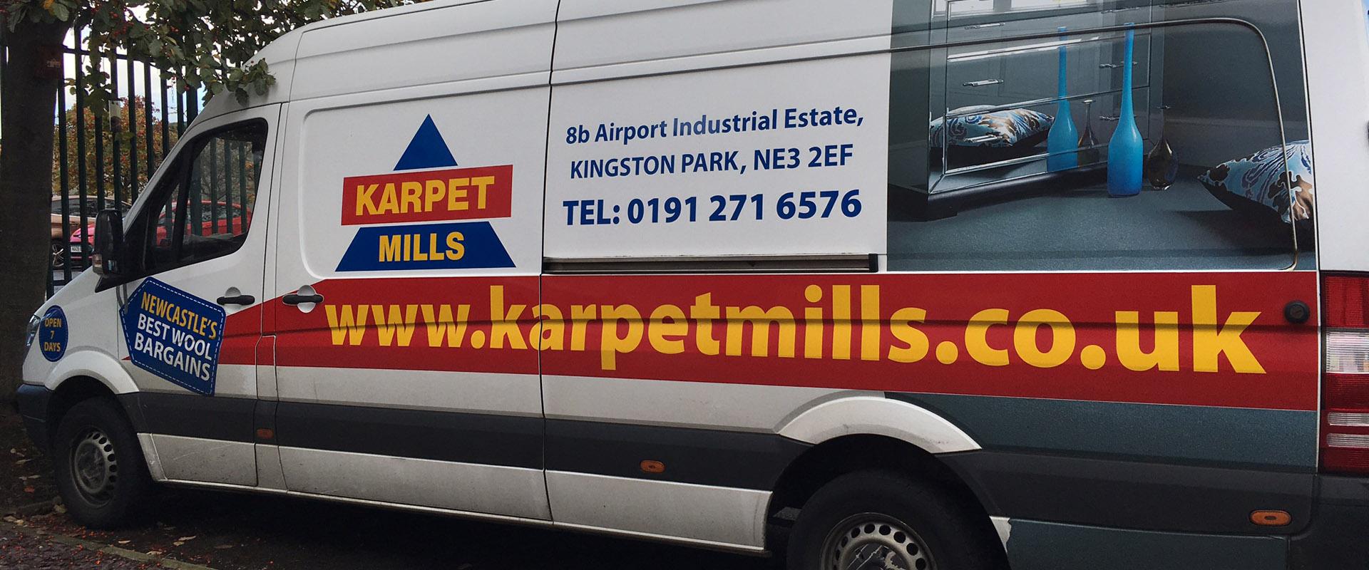 Karpet Mills Services