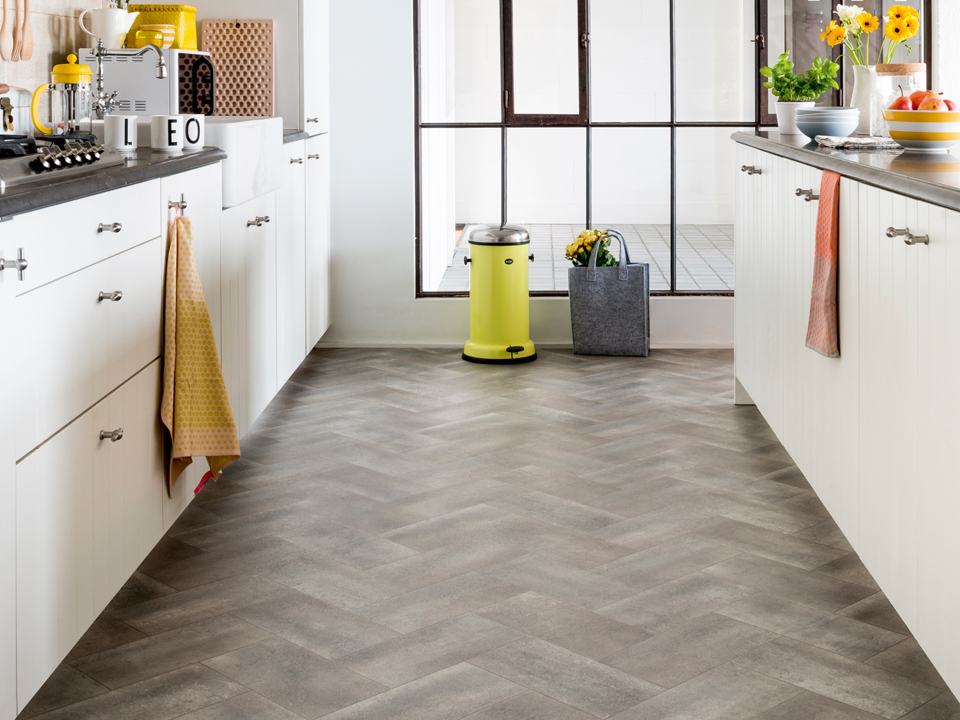 Avenue Kitchen Vinyl Bilbao