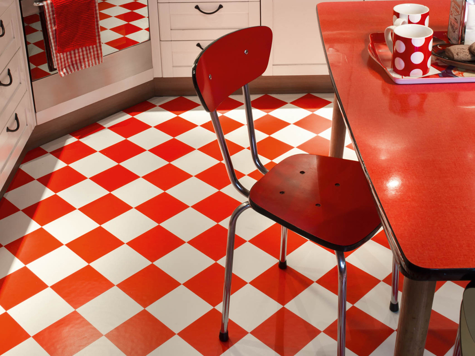 Avenue Kitchen Vinyl York