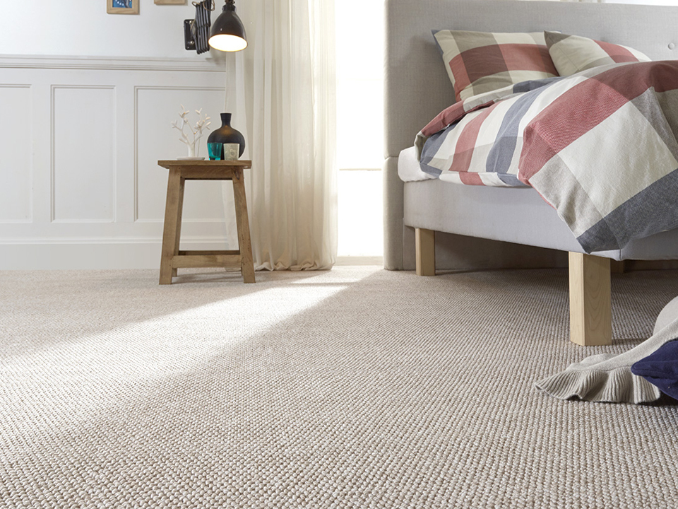 Bedroom carpet Balta