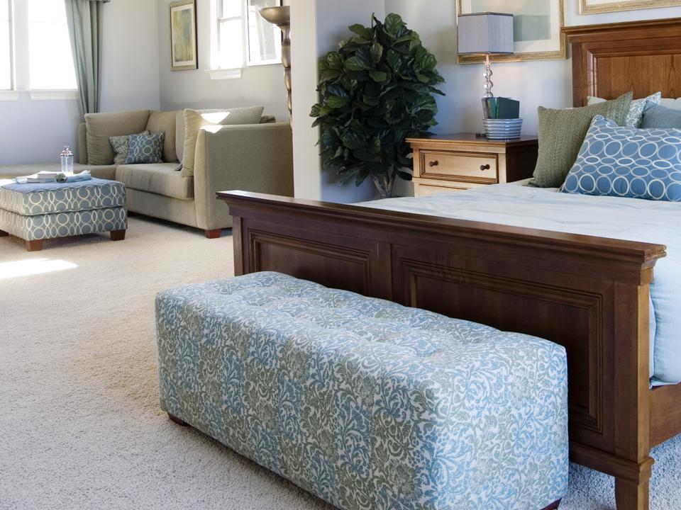 Bedroom carpet Penthouse
