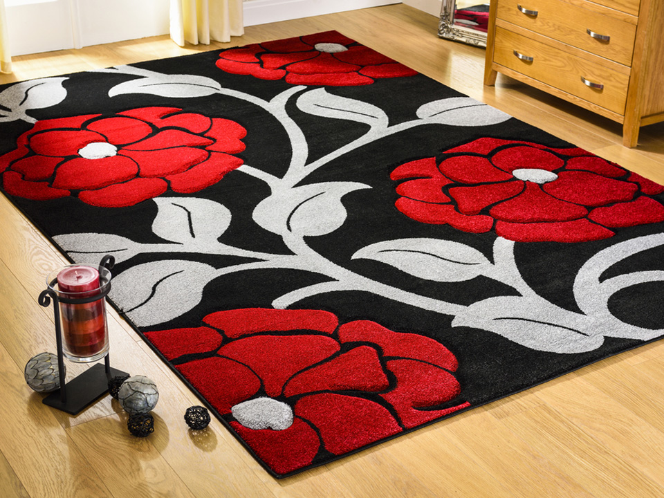 Flair Rugs Hand Carved