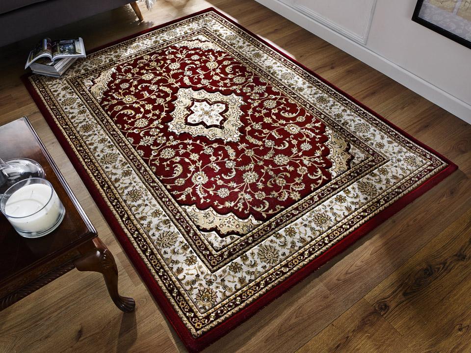 Flair Rugs Ottoman
