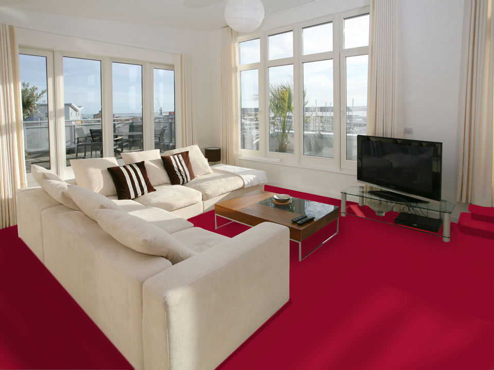 Penthouse Living Room Carpet