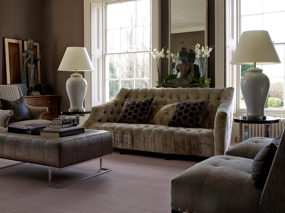 Penthouse Living Room Carpet