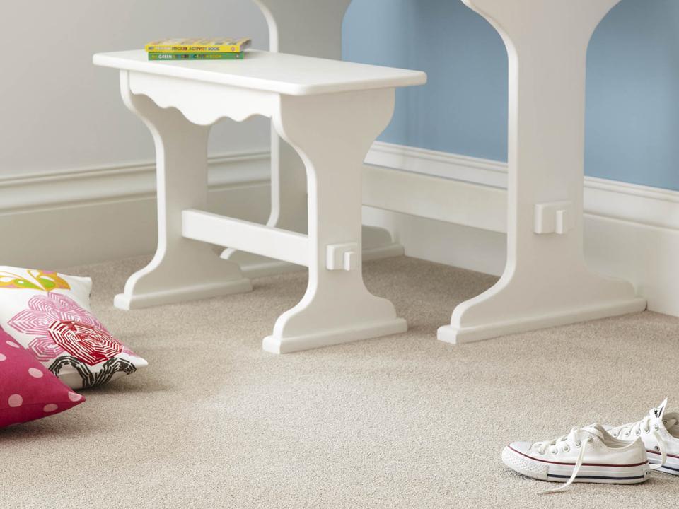 Bedroom carpet cormar