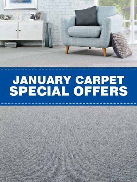 January Carpet Offers