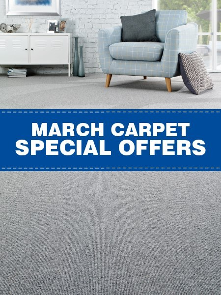 March Latest Carpet Offers