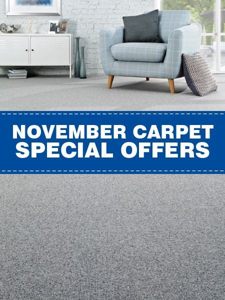 November Carpet Offers