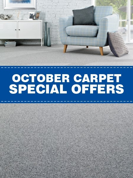 October Latest Carpet Offers from Karpet Mills