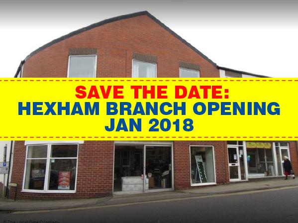 New Hexham Store Opening