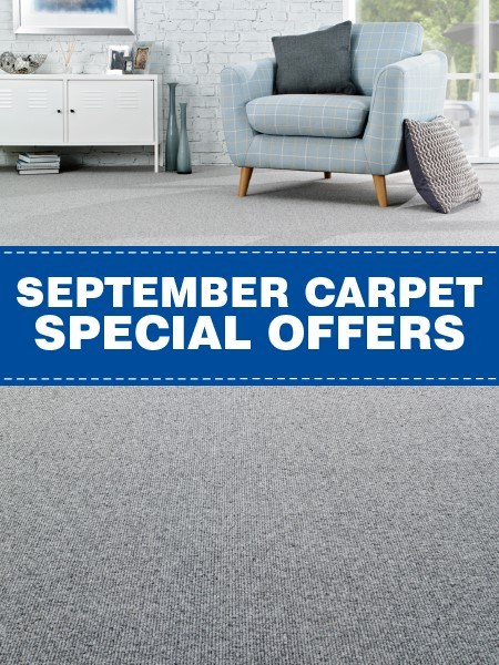 September Latest Carpet Offers