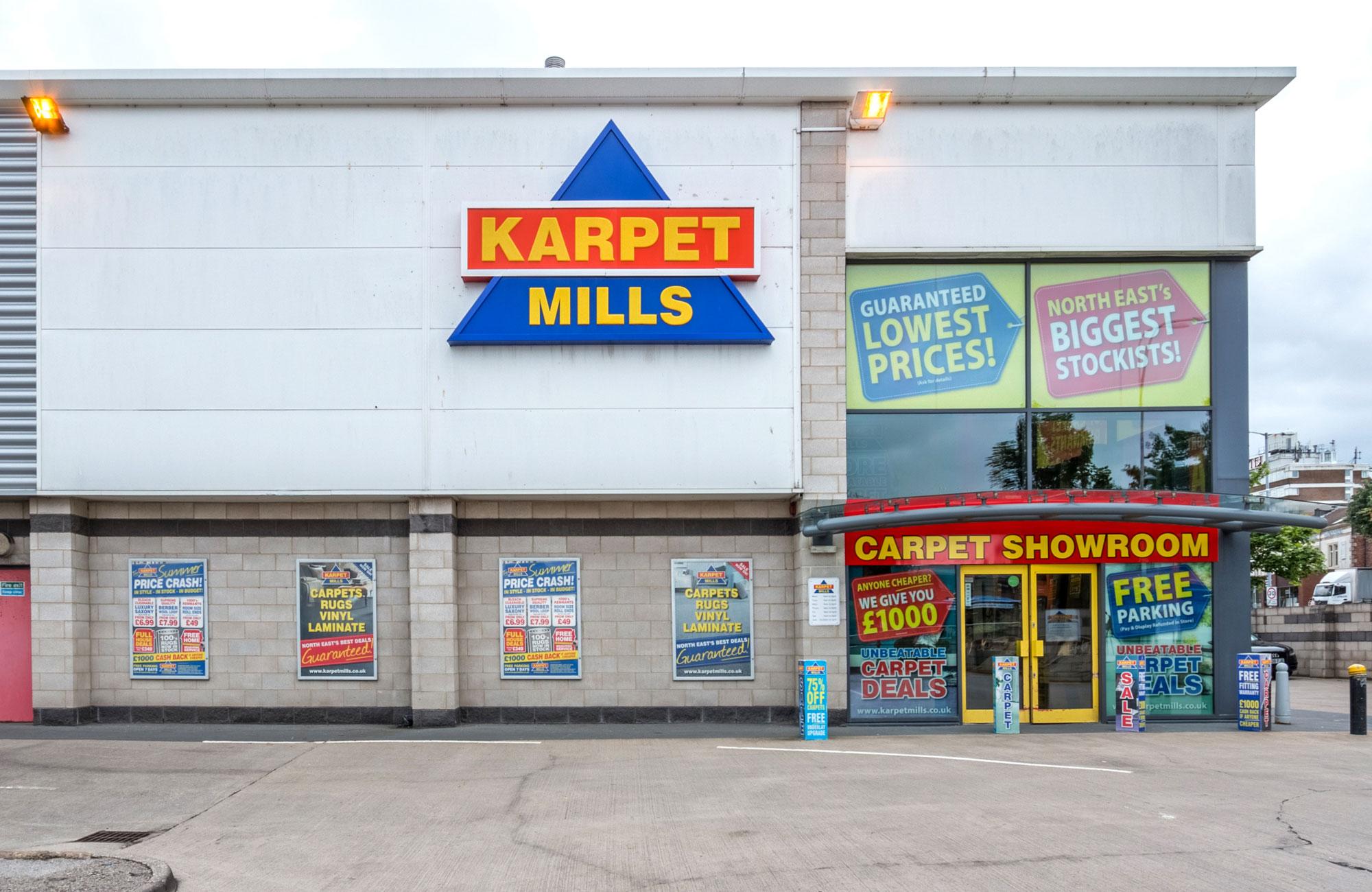 Gateshead Karpet Mills