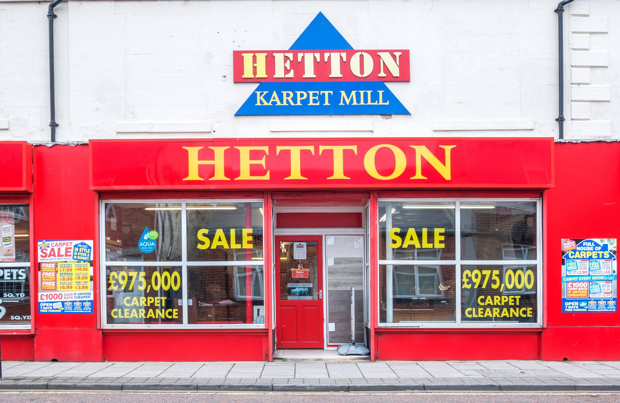Hetton Karpet Mills