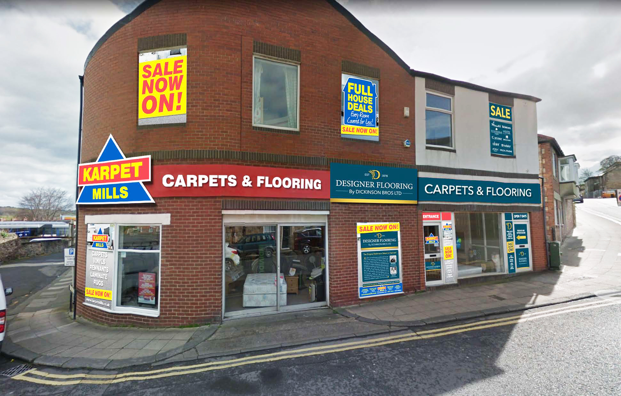 Carpets Hexham